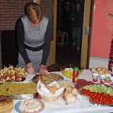 Het kerstbuffet van 2012!