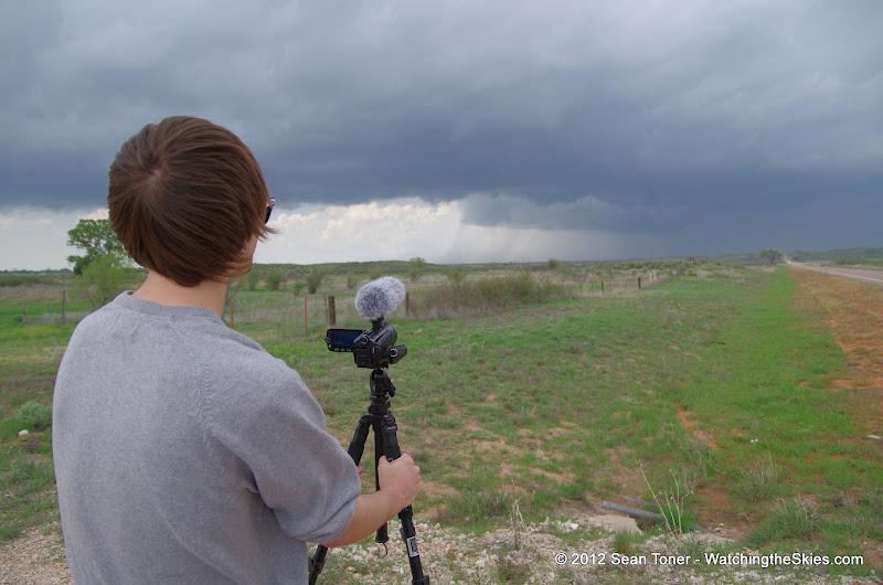 04-14-12 Oklahoma & Kansas Storm Chase - High Risk - IMGP0378.JPG
