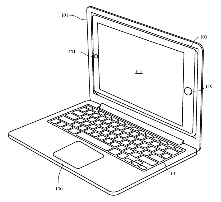 Appleiphoneやipadをmacbookのような筐体にはめ込むアクセサリー