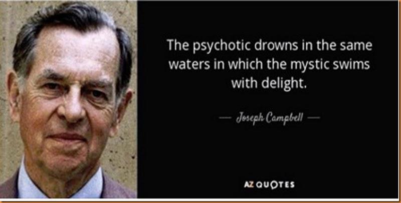 joseph campbell-psychotic