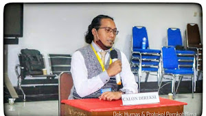 Terpilih Jadi Direktur BUMD Kota Bima, Rangga Babuju Akan Maksimalkan Produk UMKM