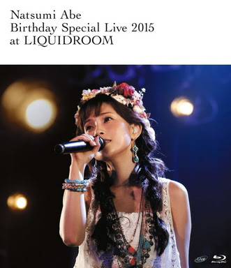 [TV-SHOW] 安倍なつみ Birthday Special Live 2015 at LIQUIDROOM (2015/12/16)