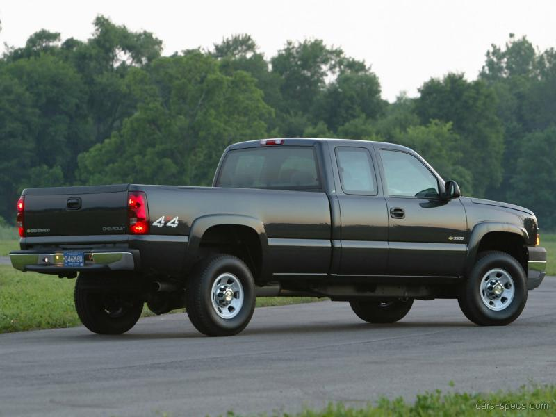 2004 chevrolet silverado 3500 extended cab specifications pictures prices. Black Bedroom Furniture Sets. Home Design Ideas