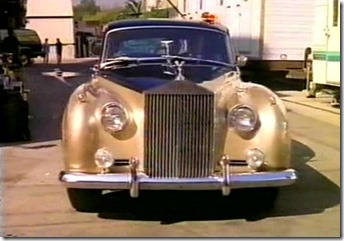 Rolls-Royce Silver Cloud II L'Homme à la Rolls