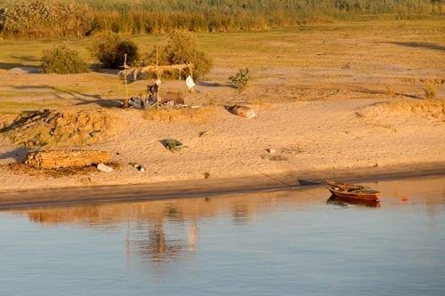 Nile River Cruise Boat