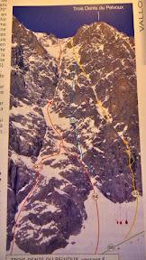 Ligne générale de La Bérhault