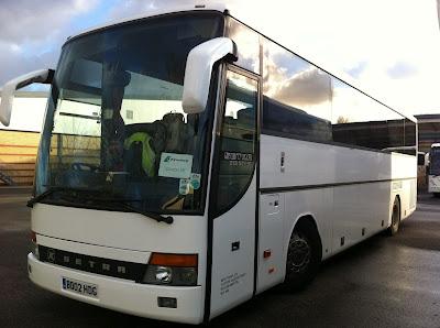50 seater standard coach