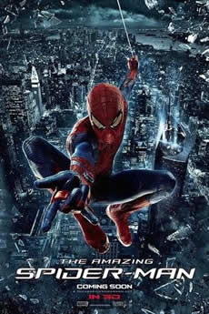 Capa Homem-Aranha Torrent