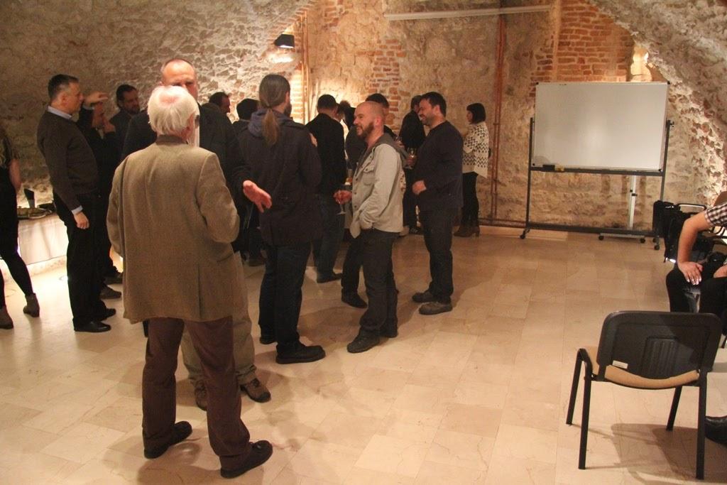 Konferencja Metody geofizyczne w archeologii polskiej (fot. J. Karmowski, K. Kiersnowski) - geof%2B%252858%2529.JPG