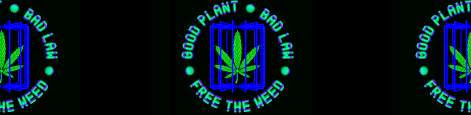 Good Plant . Bad Law . Free The Weed