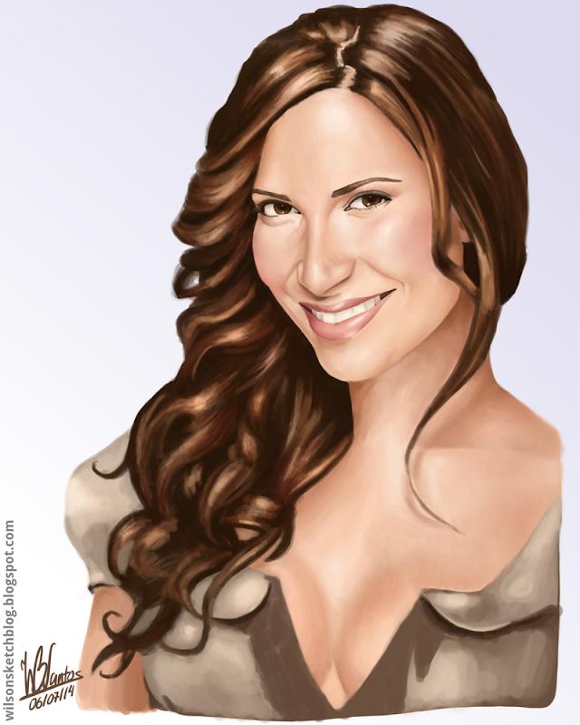 Portrait of Dânia Neto.