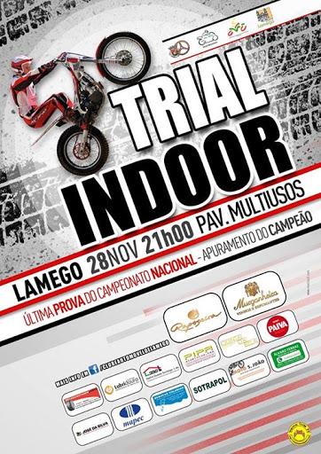 Trial Indoor - 28 de novembro de 2015 - Lamego