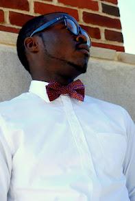 ankara styles, bow tie
