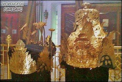 Mahkota Binokasih Sanghyang Pake