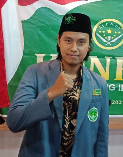 Jon Fernando Pimpin PC IPNU Batanghari