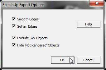 เทคนิคการดึงโมเดลจากในเกมมาแปลงเป็นไฟล์ .skp เพื่อเก็บเอาไว้ใช้งาน 3dsim06