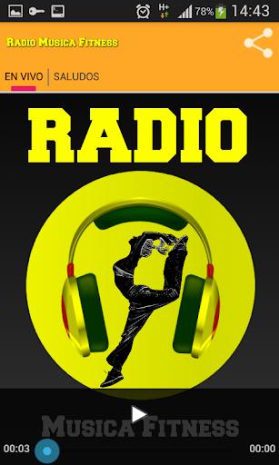 Radio Musica Fitness