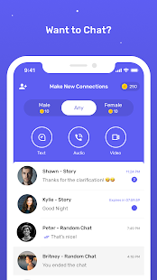 NearGroup : An app which focuses on privacy