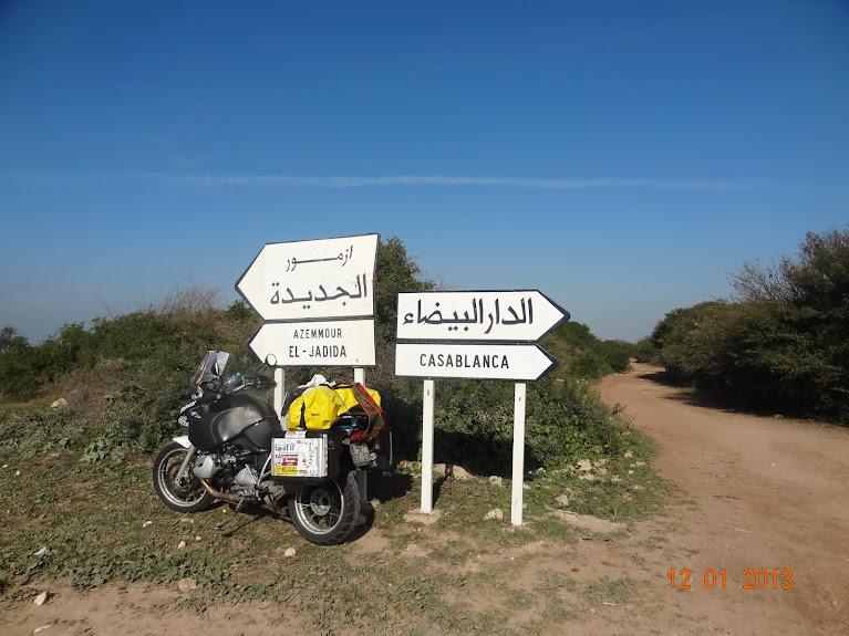 marrocos - Marrocos e Mauritãnia a Queimar Pneu e Gasolina DSC05356