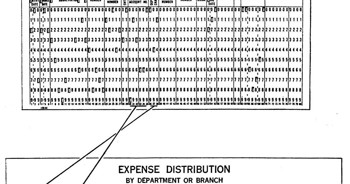 1950 u0026 39 s tax preparation  plugboard programming with an ibm