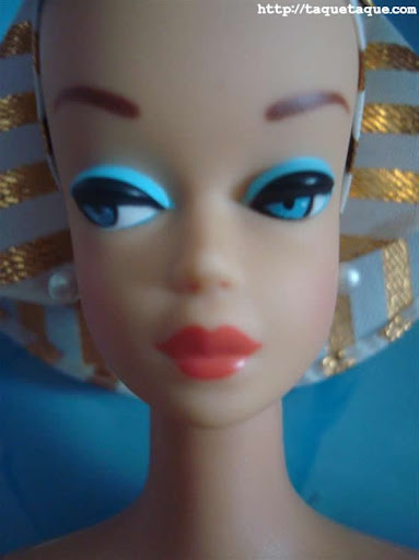 mi Barbie Favorita de 1963: Barbie and Her Wig Wardrobe