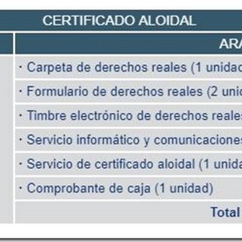 """Bolivia: Requisitos y costos para obtener el """"Certificado Alodial"""" en Derechos Reales"""