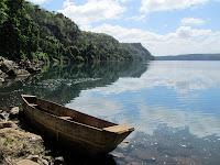 Camping trip to Lake Chala
