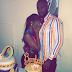 Aww! Teddy A throws a surprise party for Bambam on her birthday