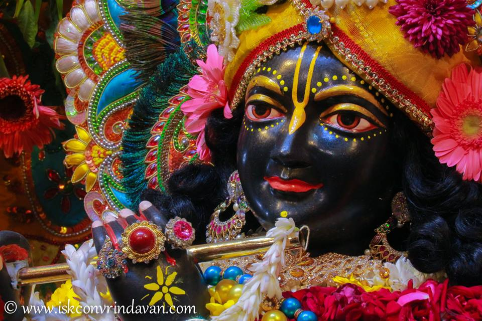 ISKCON Vrindavan Deity Darshan 03 jan 2017 (14)