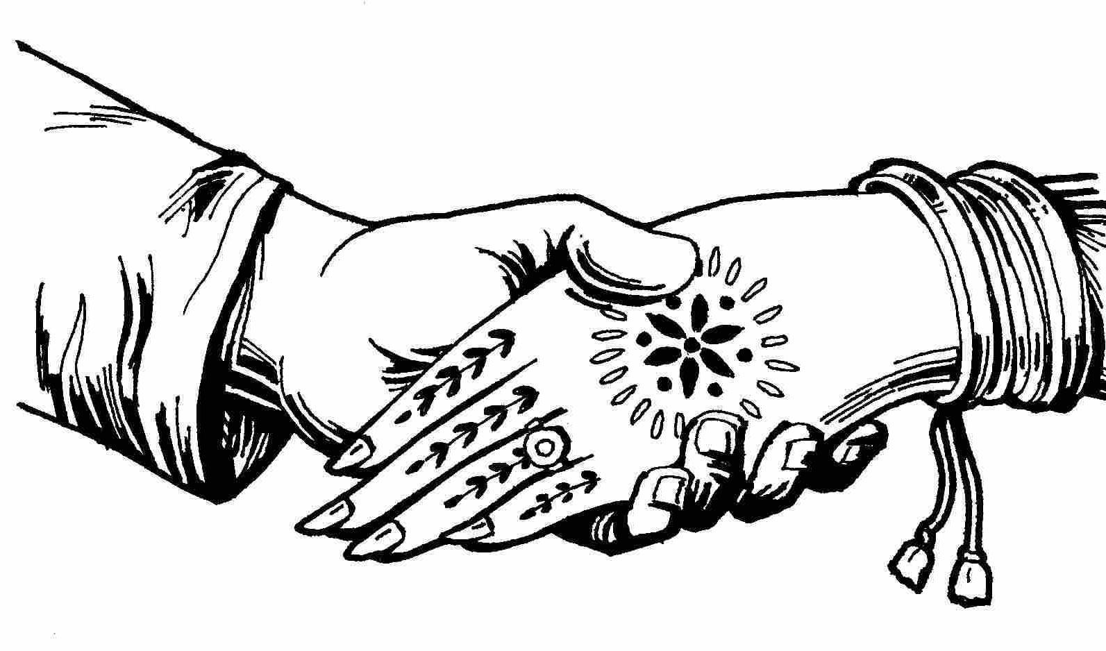 Clip Art For Hindu Wedding