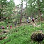 Il sentiero per il Rif.Chabod   (BiG)