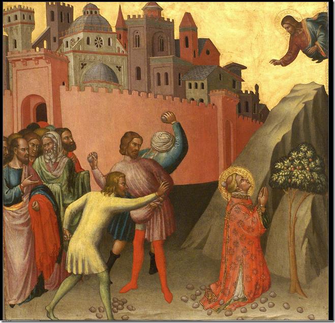 Martyrium des Hl. Stephanus