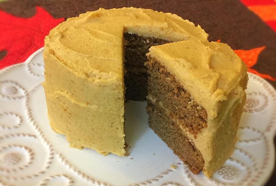 Mini Spice Cake