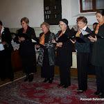 Az énekkar szolgálata az egyházmegyei kórustalálkozón Kőrösben_2013
