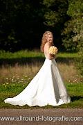 Bruidsreportage (Trouwfotograaf) - Foto van bruid - 007