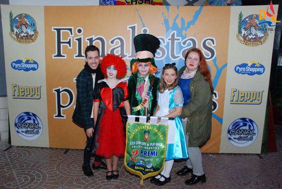 """""""Buen Viaje"""" logra el 2º Premio de Playbacks Individual Infantil de la J.C.F."""