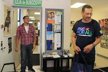 Max Canterero with Speaker Mark-Viverito