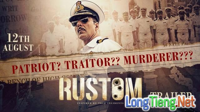 Xem Phim Sĩ Quan Rustom - Rustom - phimtm.com - Ảnh 1