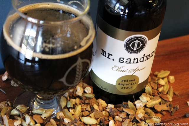 River North Brewery Releasing Mr. Sandman: Chai Spice 6/16