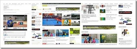 nueva versión del portal Monitorespadel.com