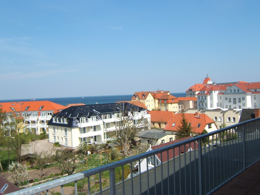 3-Zi-PENTHOUSE-Ferienwohnung SESTERN, Ostseebad Kühlungsborn