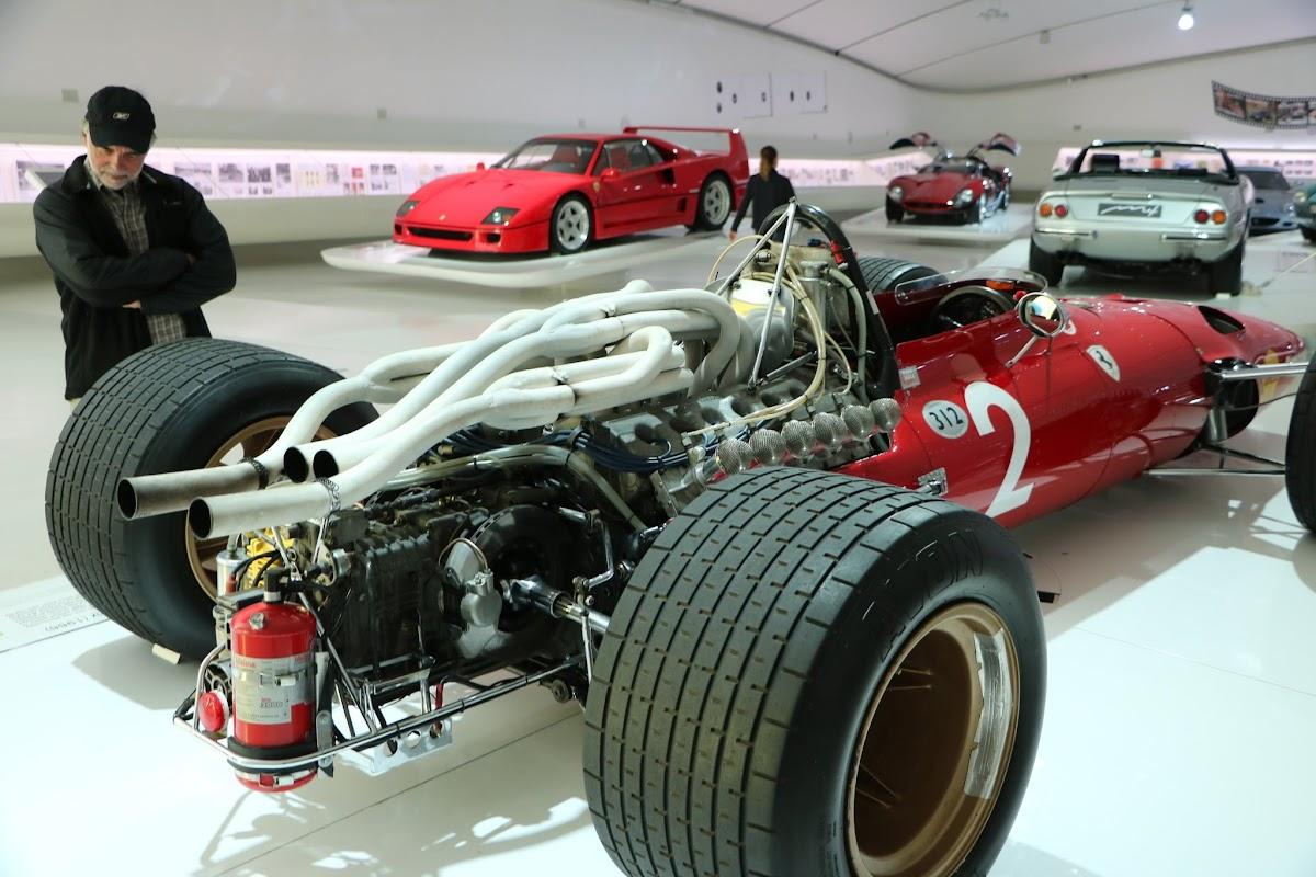 Modena - Enzo Museum 0007 - 1967 Ferrari 312 F1.jpg