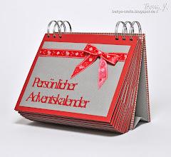 Photo: http://bettys-crafts.blogspot.de/2013/11/personlicher-adventskalender.html