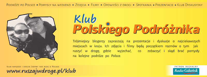 Klub Polskiego Podróżnika baner
