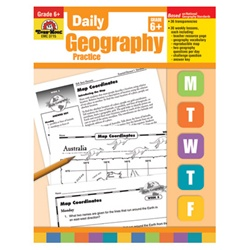 Daily Geography Grade 6