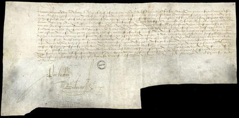 500 ans charte de fondation du port