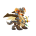 Dragón Resplandor Maldito | Cursedglow Dragon