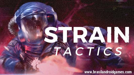 STRAIN TACTICS IPA
