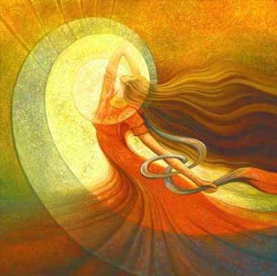 Hot Wiccan Wind, Goddesses