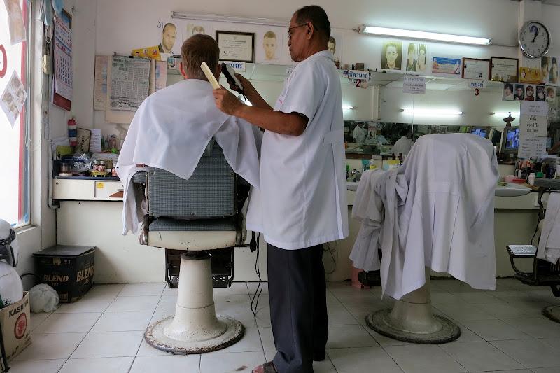 80 baht haircut